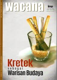 Cover buku Kretek Sebagai Warisan Budaya