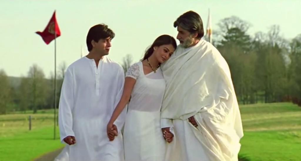 Kebersamaan Raj dan Narayan di akhir cerita