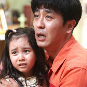 Ayah dan Malaikat Kecilnya dalam film Miracle In Cell No 7