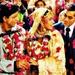 Akhir film Kuch Kuch Hota Hai via indicine