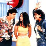 Kehadiran Tina diantara Rahul dan Anjali via google