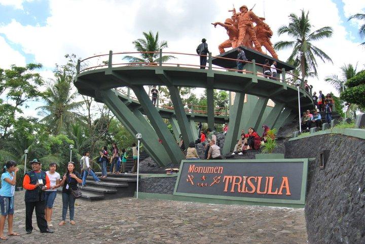 Monumen Operasi Trisula