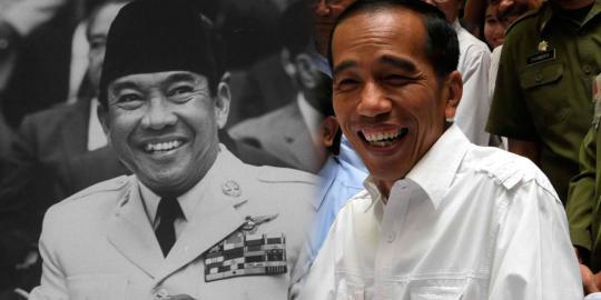 Jokowi dan Bung Karno