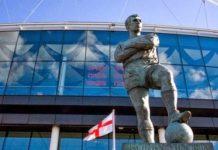 Patung Legenda Sepakbola