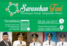 Poster Sarasehan Tani