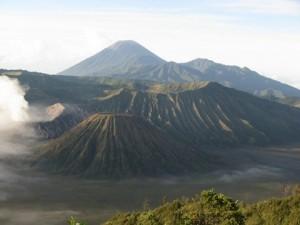 Gunung Bromo dari Puncak Pananjakan