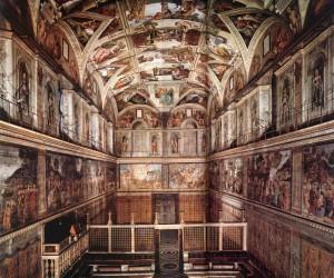 Michelangelo Sistine Chapel