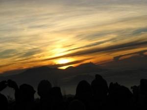 Berburu Sun Rise di Pananjakan