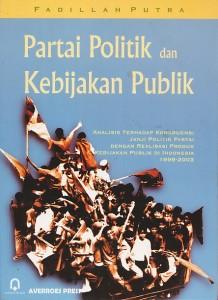 partai politik dan kebijakan publik