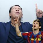 Kemiripan Antara Vicky Prasetyo dan Lionel Messi