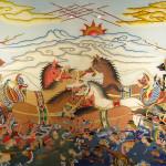 'Kedamaian' dan 'Kehancuran' dalam Mitologi Jawa