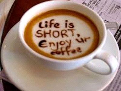 Secangkir kopi bisa menenangkan hati via juragancipir