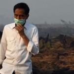 (Sikat, Jok!!!) Ksatria di Tengah Bara dan Asap Indonesia