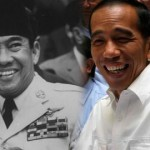 (Sikat, Jok!!!) Persamaan Jokowi dengan Bung Karno
