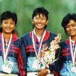 Panahan dan Kenangan untuk Tiga Srikandi Indonesia 1988