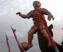 Patung Ramang yang kini tiada berbekas via Upload Wikimedia