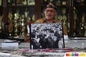 Foto Maulwi dan Soekarno via Merdeka.com